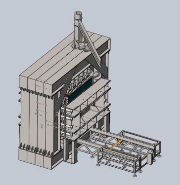地质力学模型试验_三维地质力学模型仿真系统